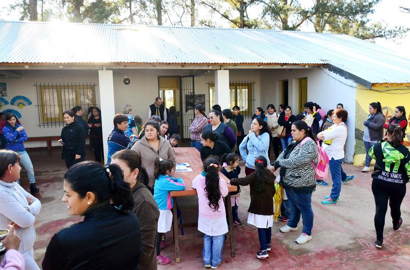 Continúan las asistencias a familias rurales