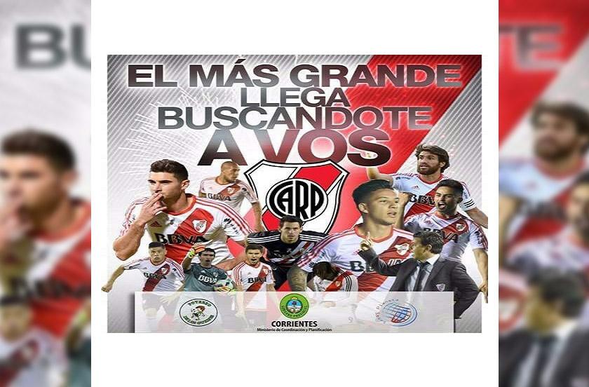 River Plate en Bella Vista