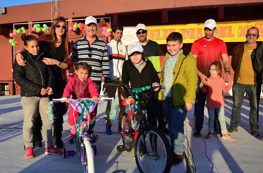 Impresionante festejo del Día del Niño en Bella Vista