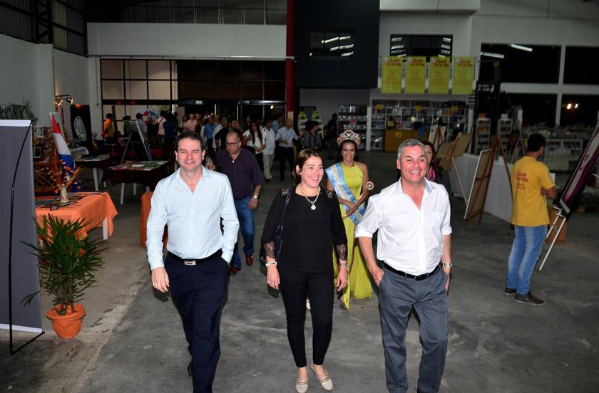 Bella Vista inauguró su 1º Feria Municipal del Libro