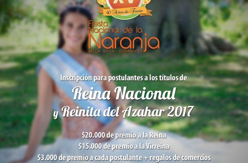 La ciudad de las naranjas prepara sus 40 años de fiesta