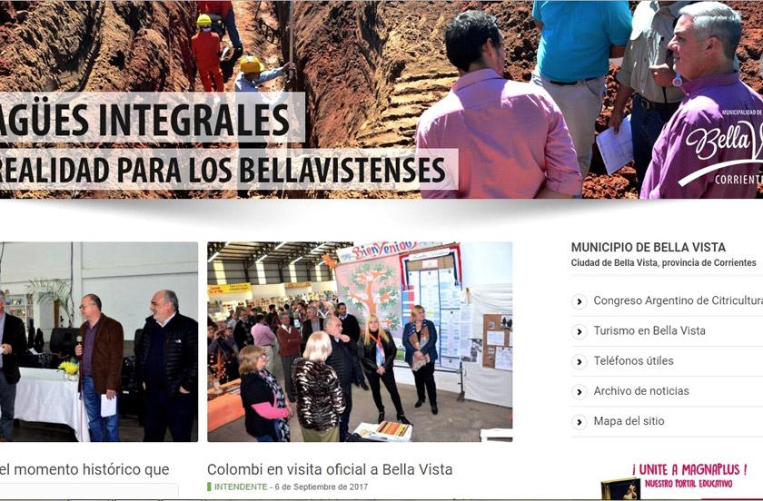 Bella Vista con espacios de capacitación turística y docente