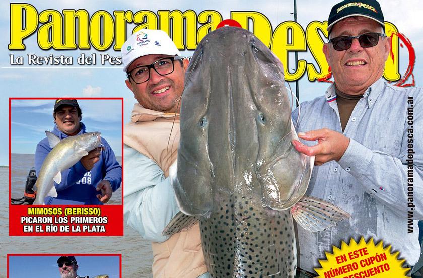 Bella Vista abre una gran temporada pesquera