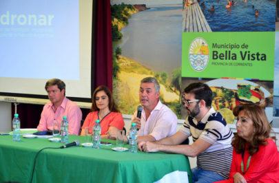 Bella Vista abre capacitación sobre Preventores Comunitarios