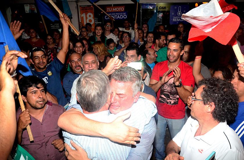 Chavez logró la reelección en Bella Vista