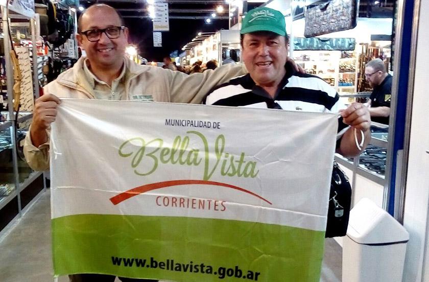 Bella Vista presente en Expo Armas 2017