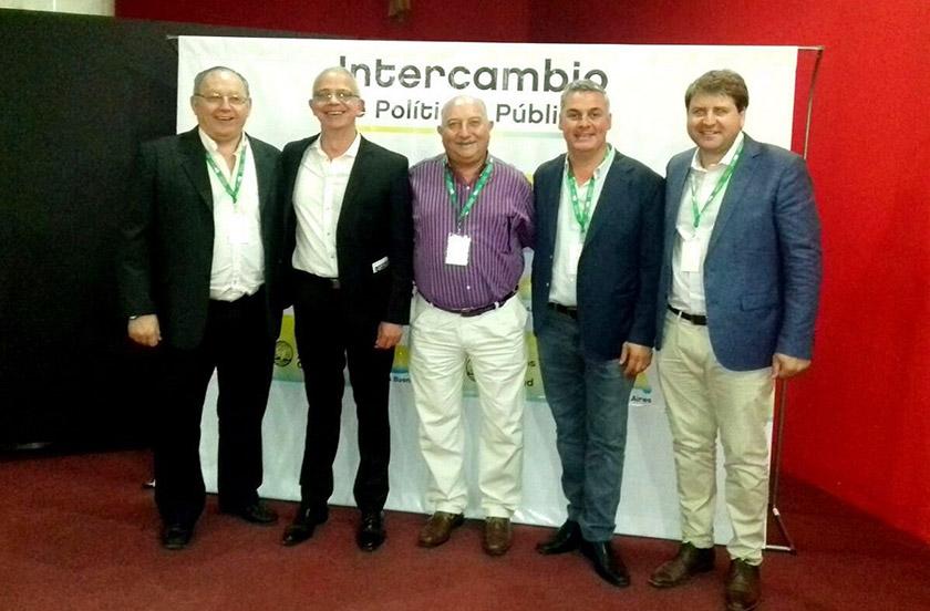 Chavez con actividades en Buenos Aires