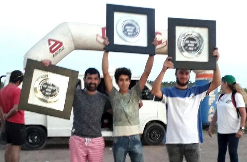 Grillito campeón del Enduro 2017