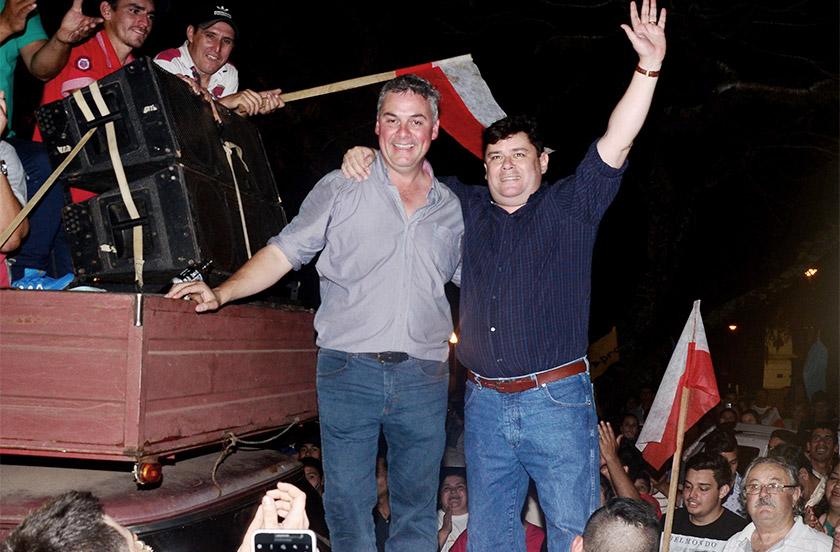 La fórmula Chavez-Sánchez asumirá el domingo 10