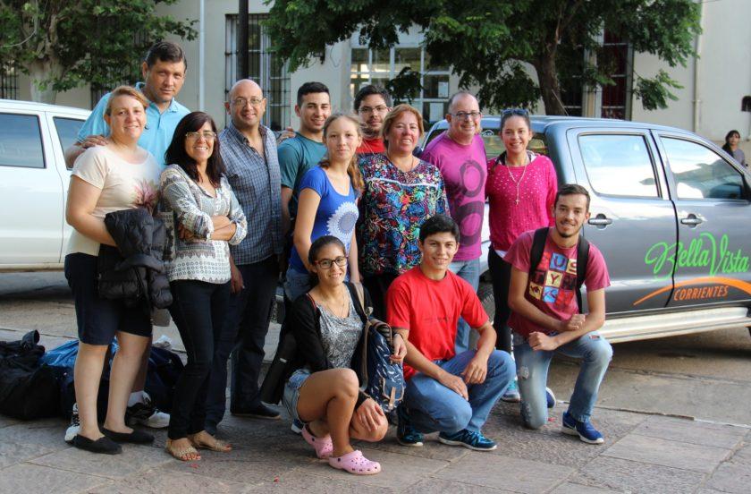 Bella Vista representa a Corrientes en Jesús María 2018