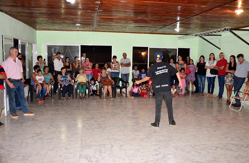 Bella Vista abrió un taller de Hip Hop
