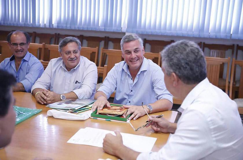 Bella Vista y Guarujá firmaron Protocolo de Hermanamiento