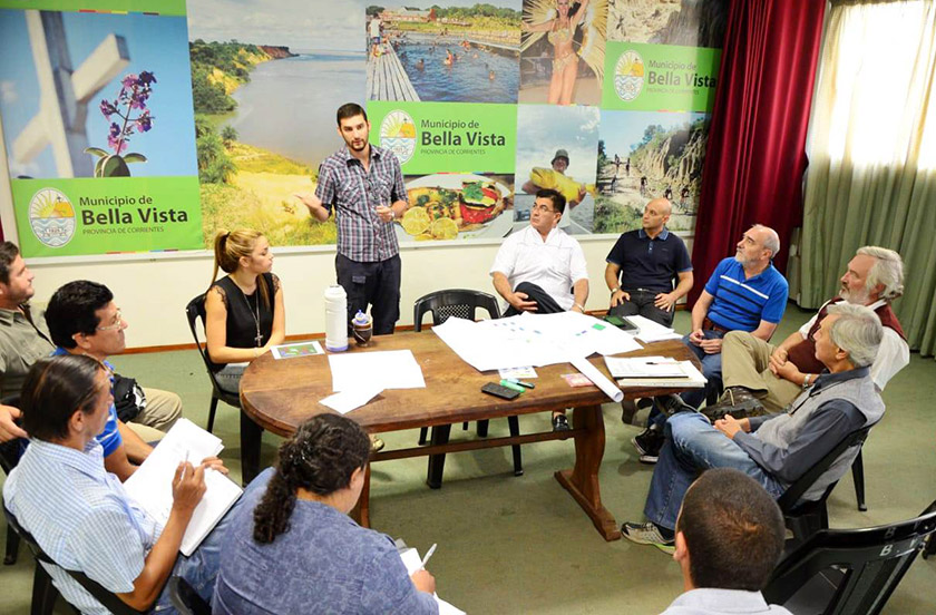 Bella Vista lanzará un proyecto de manejo de residuos