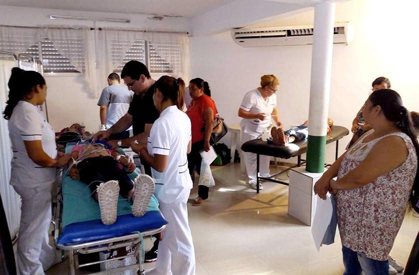 Destacan operativos de salud orientado a escuelas