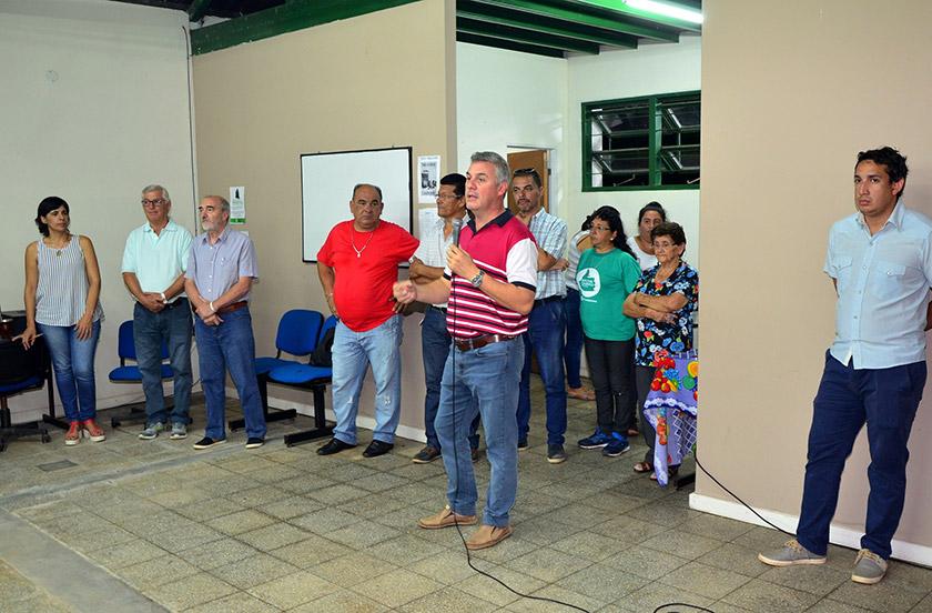 Continúan las reuniones informativas del PROMEBA