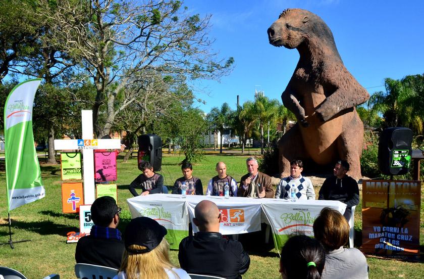 320 competidores confirmados para el Maratón Cruz de los Milagros