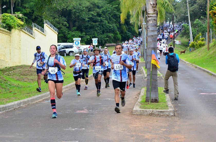 Destacaron la exitosa realización del 5° Maratón Cruz de los Milagros