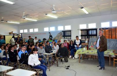 Presentan el Presupuesto Participativo Joven en Colonia Progreso