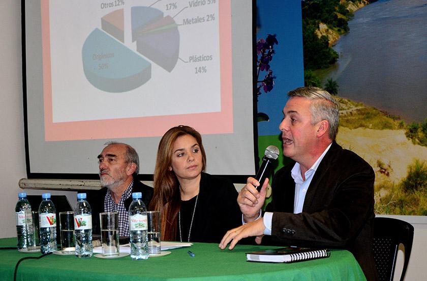Bella Vista presenta su Plan de Gestión Integral de Residuos