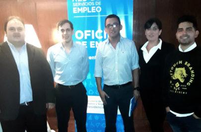 Reunión de Oficinas de Empleo Regionales en Misiones