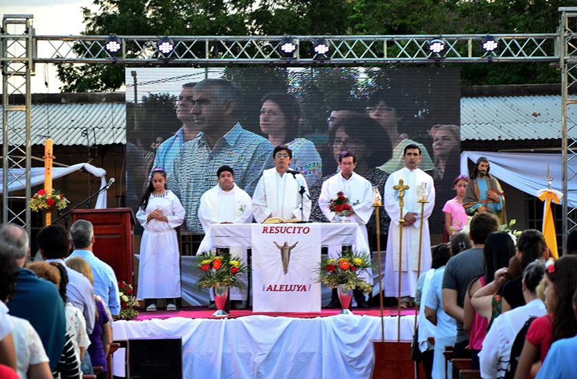Festejos de San José Obrero en el día del trabajador