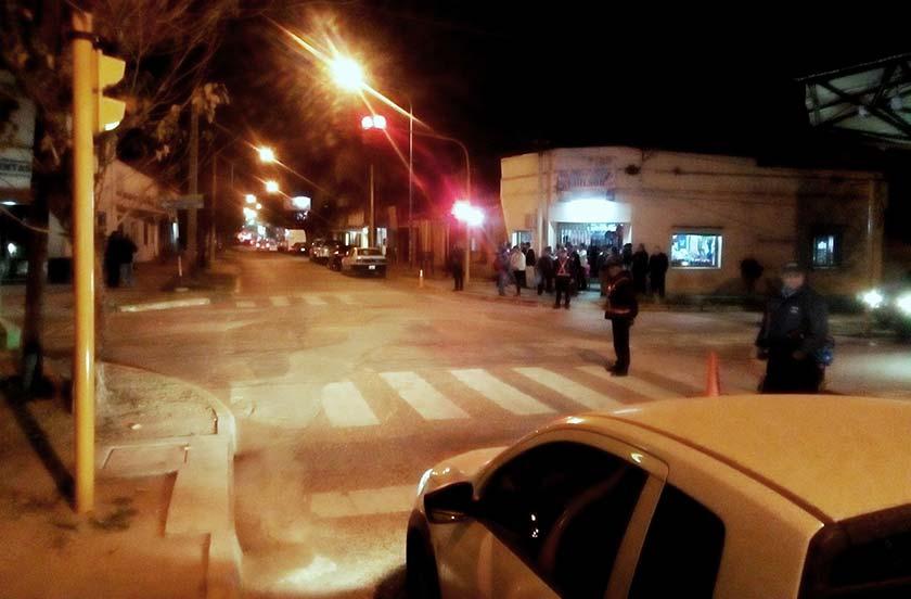 Habilitan nuevo semáforo en Buenos Aires y 25 de Mayo
