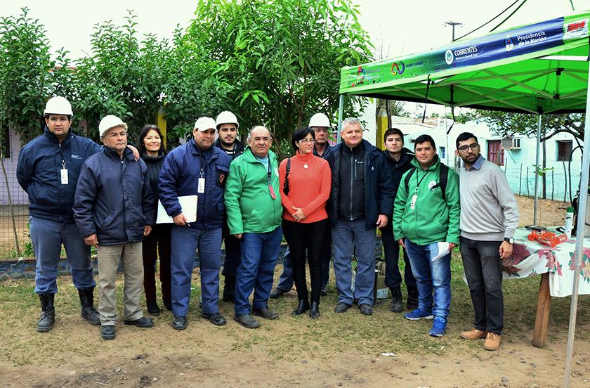 Programa municipal llega al Barrio Aguilar