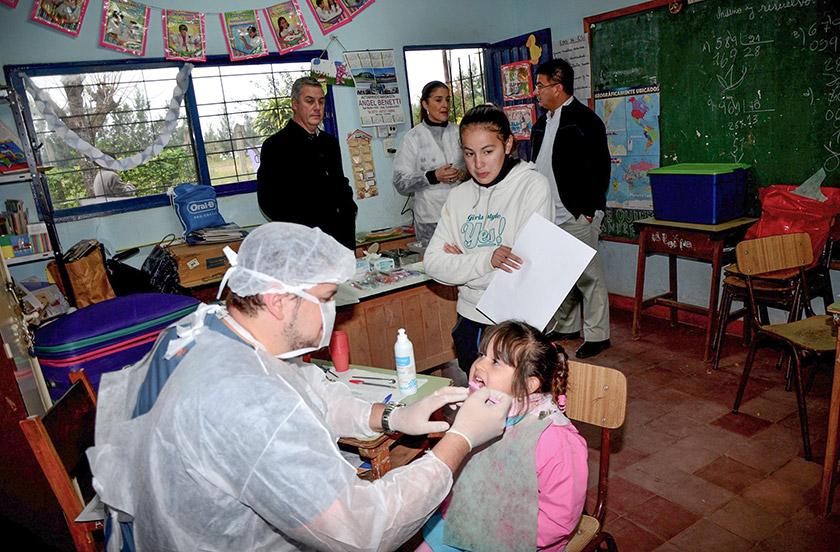 Operativo UNNE Salud en la Escuela 779