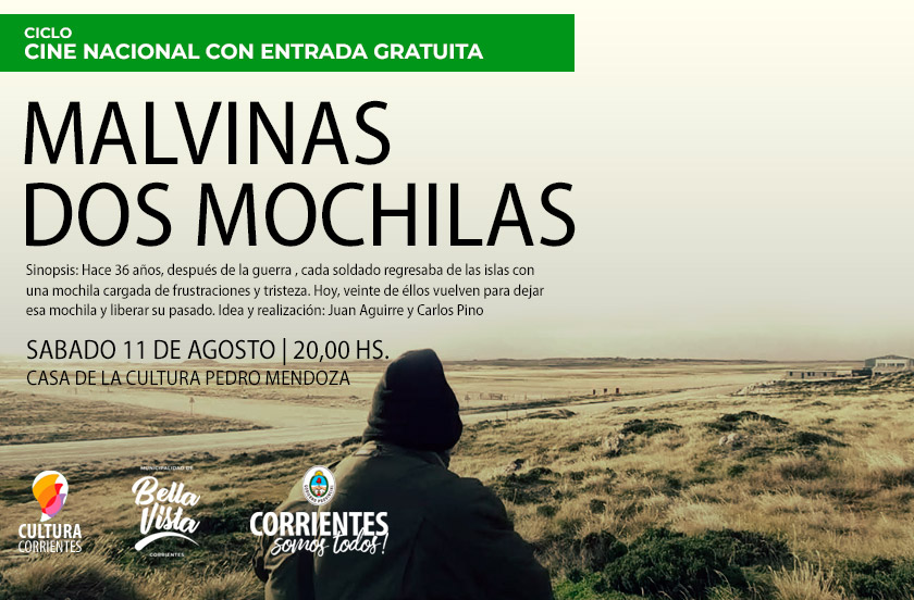 Bella Vista estrena Dos Mochilas