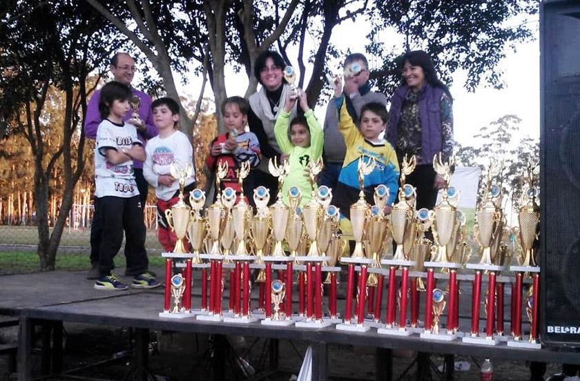 La capital naranjera recibió la tercera del Enduro Cross Correntino