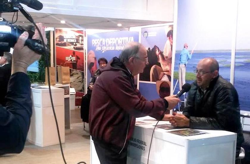 Expo Armas 2018 con presencia bellavistense en La Rural
