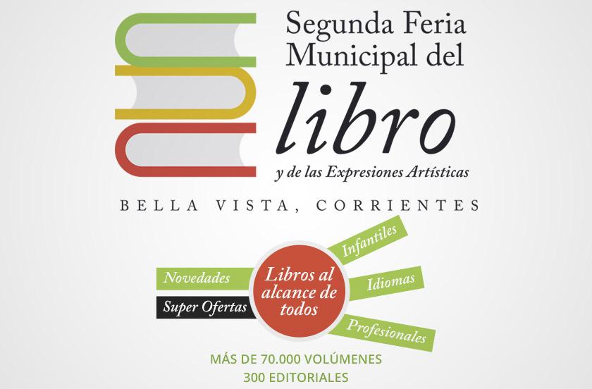 Chavez anunció la 2° Feria Municipal del Libro