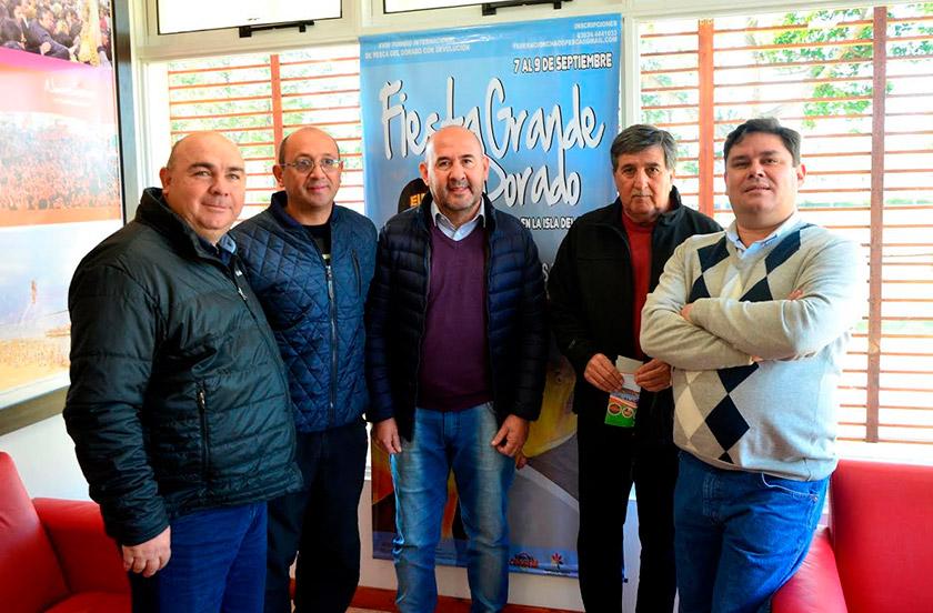 Isla del Cerrito promociona su Pesca Internacional en Bella Vista