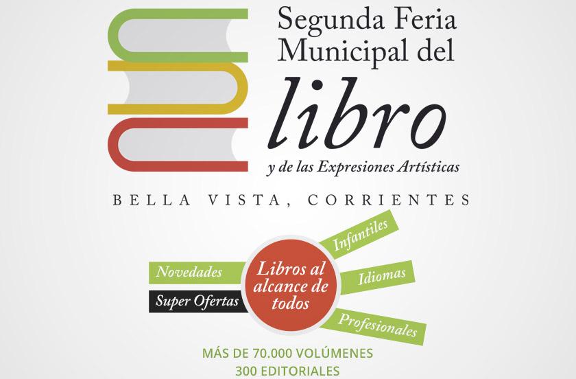 Chavez inaugurará la 2° Feria del Libro de Bella Vista