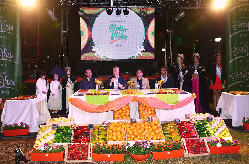 Lanzaron oficialmente la 16° Fiesta Nacional de la Naranja