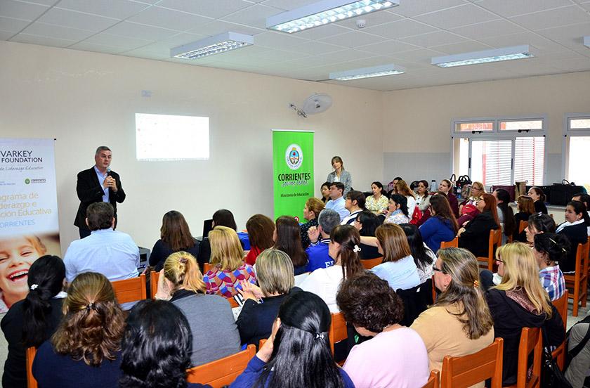 Bella Vista abrió la Quinta Cohorte de Liderazgo Educativo