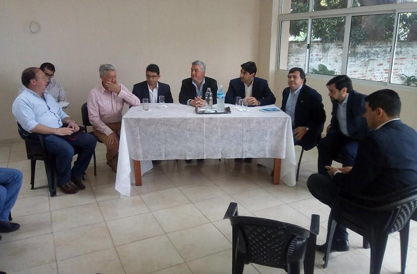 El gobierno provincial en Bella Vista por los despidos textiles