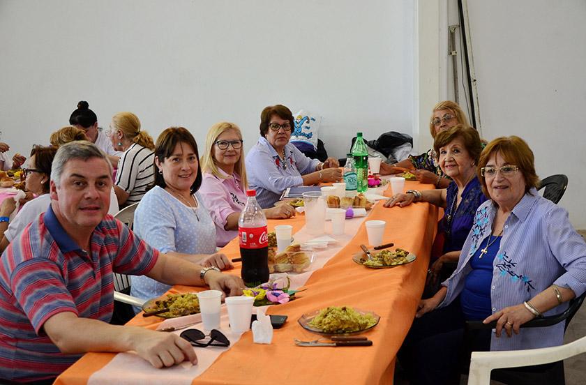 Bella Vista tuvo su Abuelazo 2018 y Fiesta del Karaí Octubre