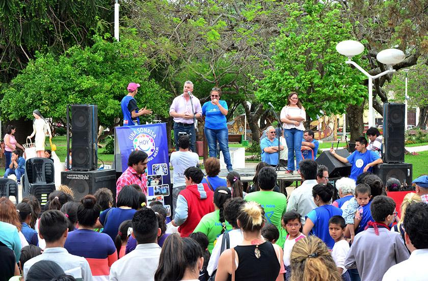 Bella Vista celebra los avances en Inclusión Social