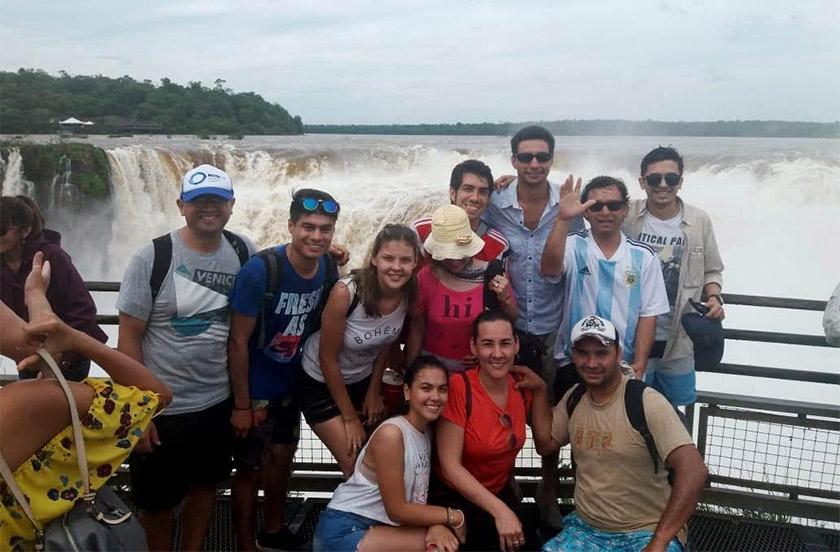 La Tecnicatura en Turismo del IFD visitó Misiones