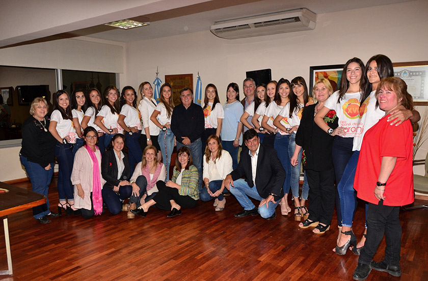 13 bellavistenses irán por el título de reina de la naranja