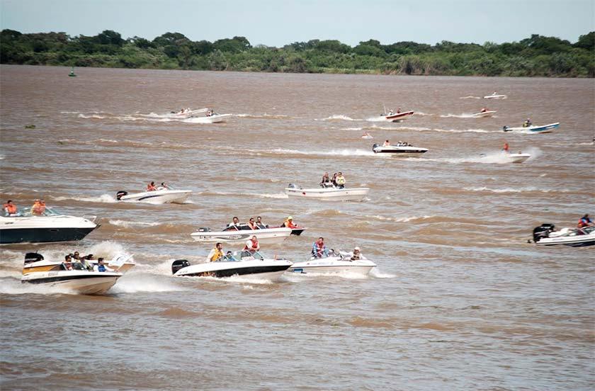 Más de 600 pescadores protagonizan la pesca variada bellavistense