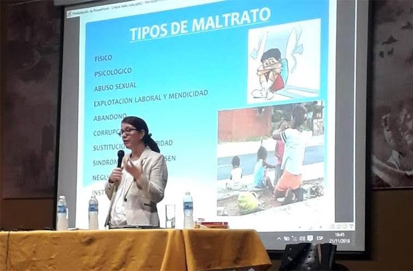 Desarrollo Humano destacó la tarea en prevención de violencia y abusos