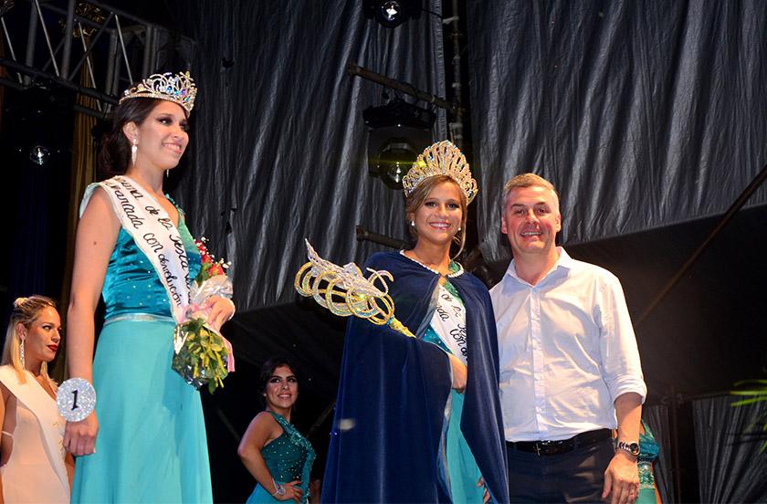 La reina de la variada de Bella Vista es Lucía Morales