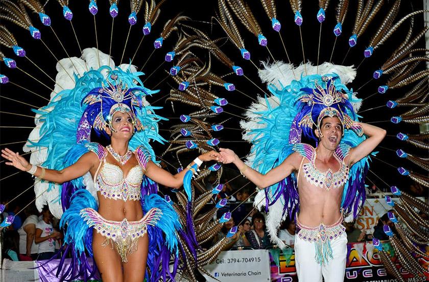 Bella Vista presenta sus Carnavales en Corrientes
