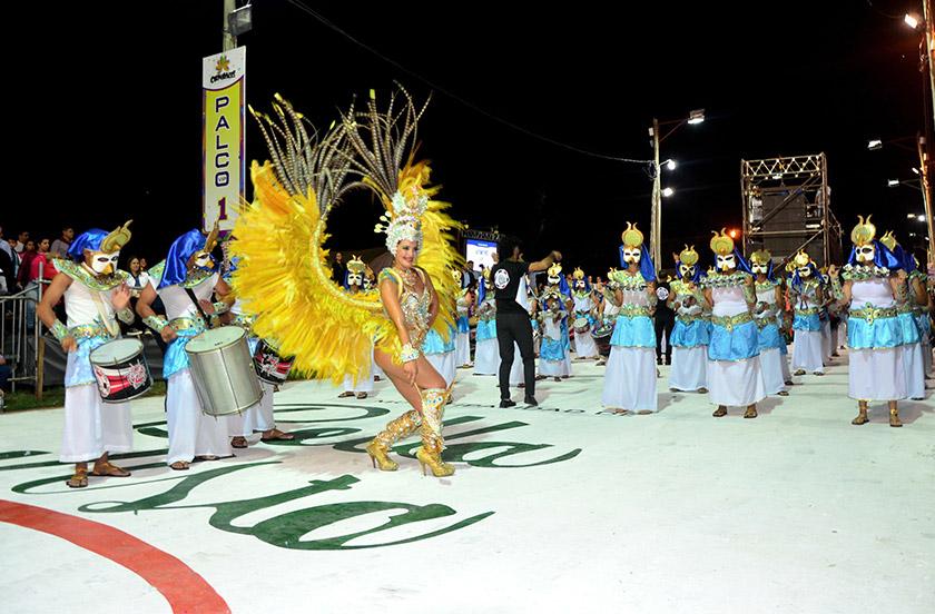 El carnaval de Bella Vista define el Campeonato 2019