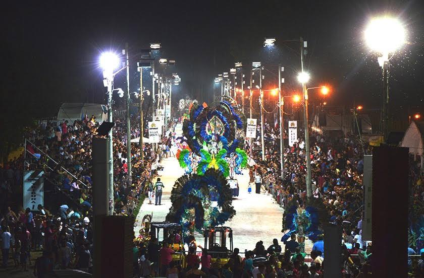 Comienzan los carnavales oficiales de Bella Vista