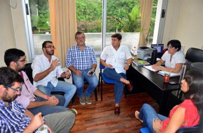 Acciones conjuntas de ayuda a damnificados por las lluvias