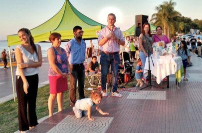 Festejos en la costa por el Día de la Mujer Bellavistense