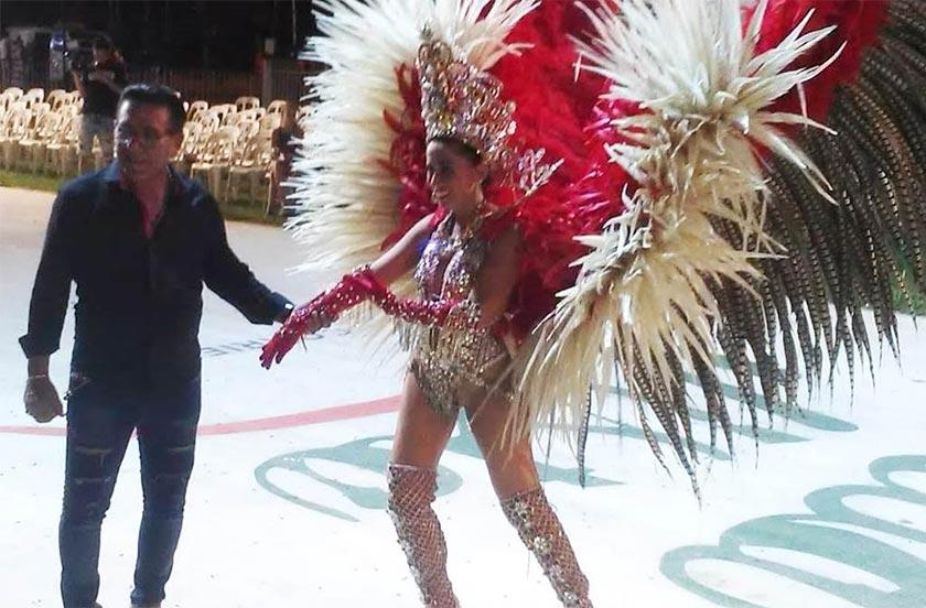 Bella Vista rescindió el contrato del provincial de carnaval